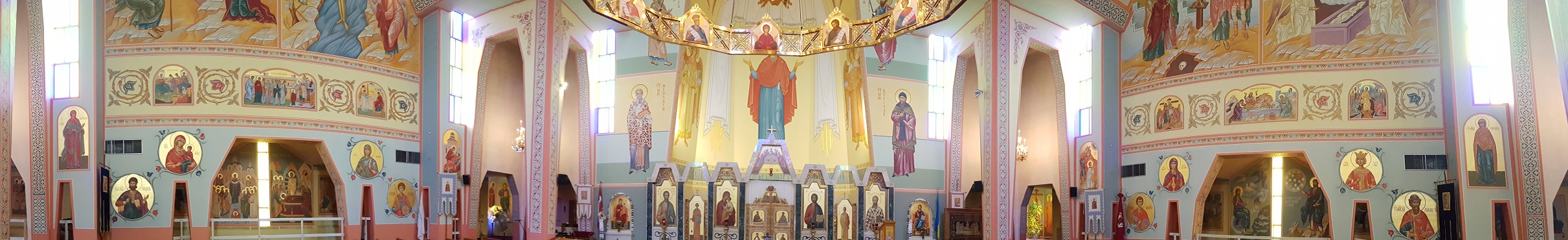 DORMITION OF THE MOTHER OF GOD UKRAINIAN CATHOLIC CHURCH